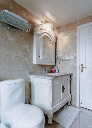 时尚简欧卫生间浴室柜设计