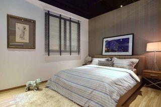 时尚现代卧室设计装修图