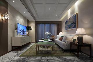 唯美浪漫后现代北欧设计三室两厅美宅欣赏