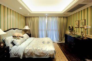 优雅浪漫欧式卧室吊顶设计