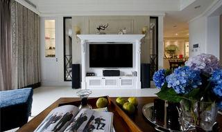 美式风格三室两厅装修欣赏