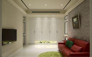 新古典小户型客厅效果图