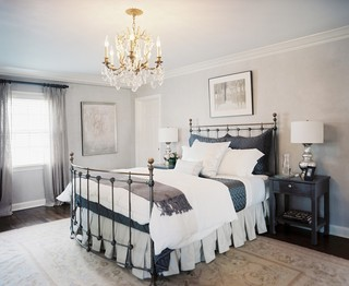 精美复古北欧风情卧室装饰大全