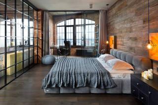美式復古風臥室裝修圖