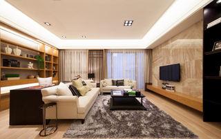 温馨简约现代宜家设计客厅装饰大全