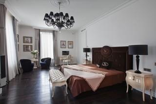 美式风格卧室软装装饰图
