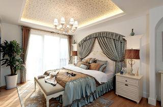 地中海风格卧室软装欣赏