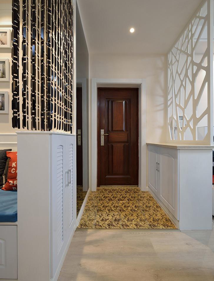 简约现代设计进门玄关装修案例欣赏