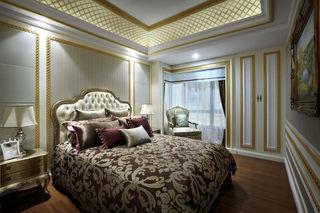 时尚精美欧式复古风卧室效果图大全