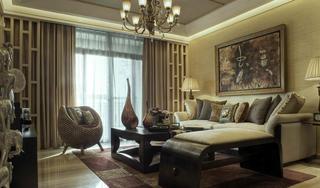 不拘一格新古典主义风格别墅室内设计装修图