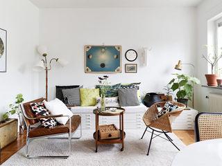 48平小清新宜家北欧风格开放式一居装饰