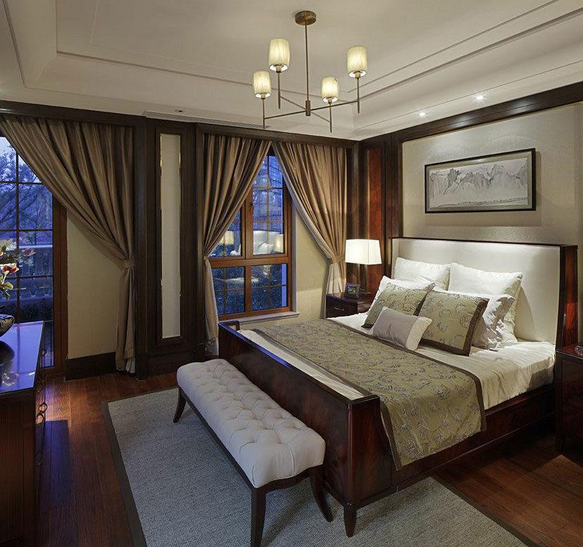 优美雅致新中式卧室设计大全欣赏