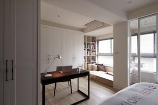 简约家居书房设计