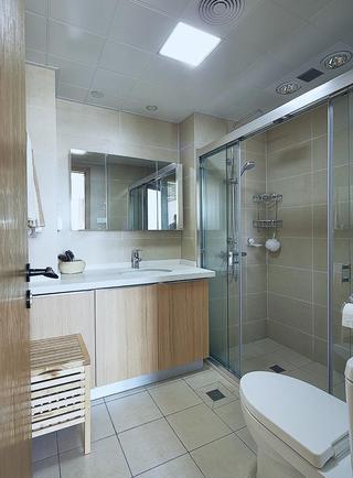 北欧风格卫生间浴室柜设计