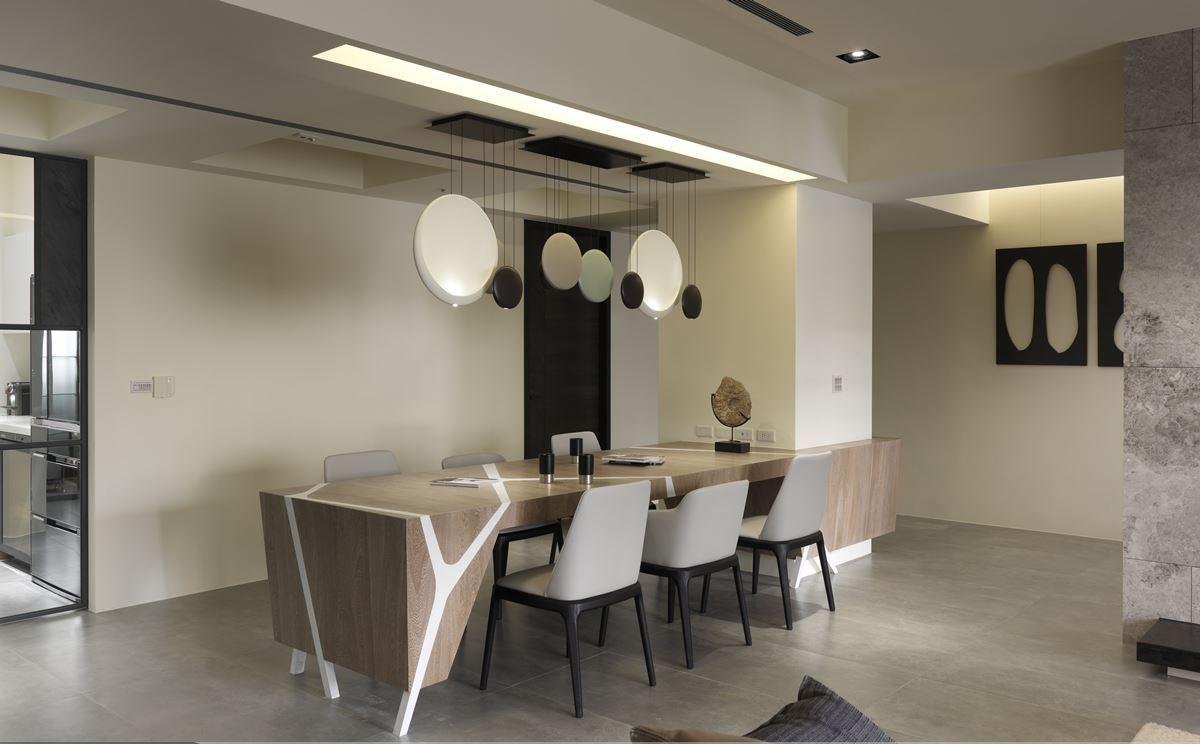 风韵成熟现代餐厅灯饰设计