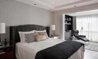 时尚简约现代家装卧室欣赏大全