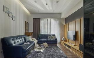 休闲美式装修设计客厅装饰大全