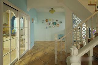 梦幻童话地中海家装复式楼装饰大全欣赏