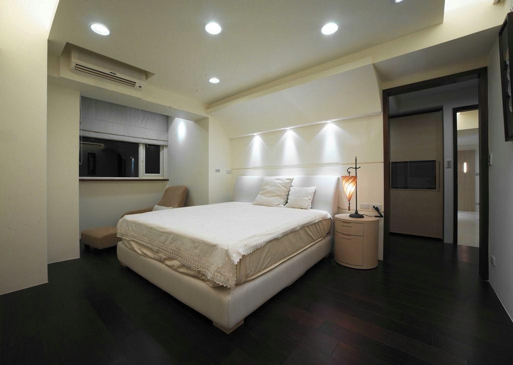 温馨简约宜家设计室内卧室效果图