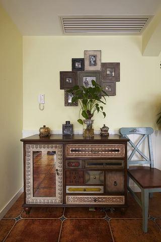 精美复古美式装修室内柜子效果图