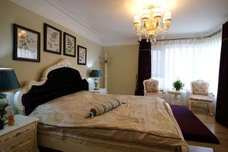 优雅精致欧式风格卧室软装饰大全