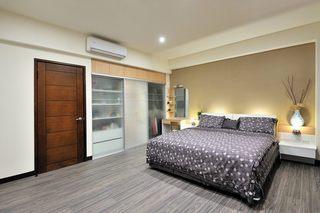 舒适简约装饰卧室设计效果图大全