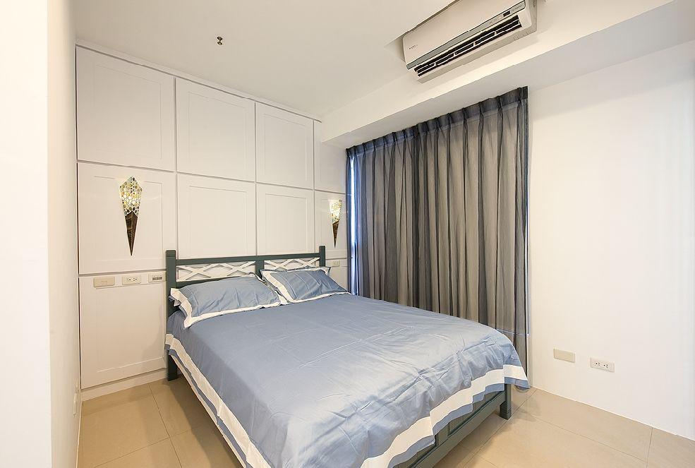 现代简约宜家风卧室装饰大全