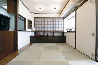舒适简约日式榻榻米风格一居室设计效果图