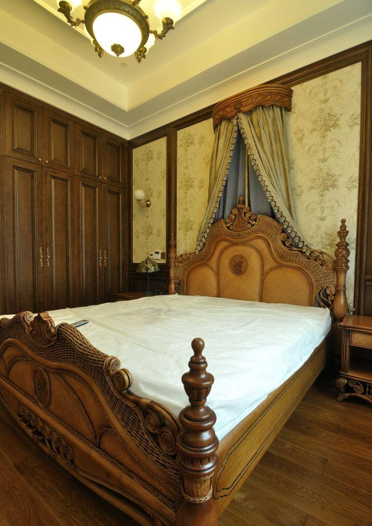 古典欧式风格卧室装饰欣赏美图