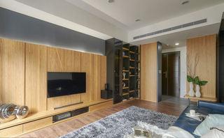时尚自然韵味宜家风格设计客厅装潢欣赏图