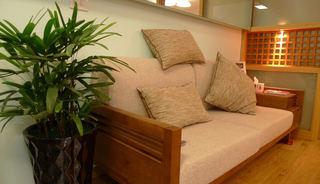日式宜家小沙发效果图