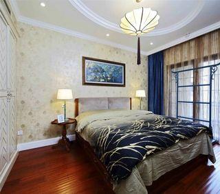 新古典风格卧室设计装潢效果图