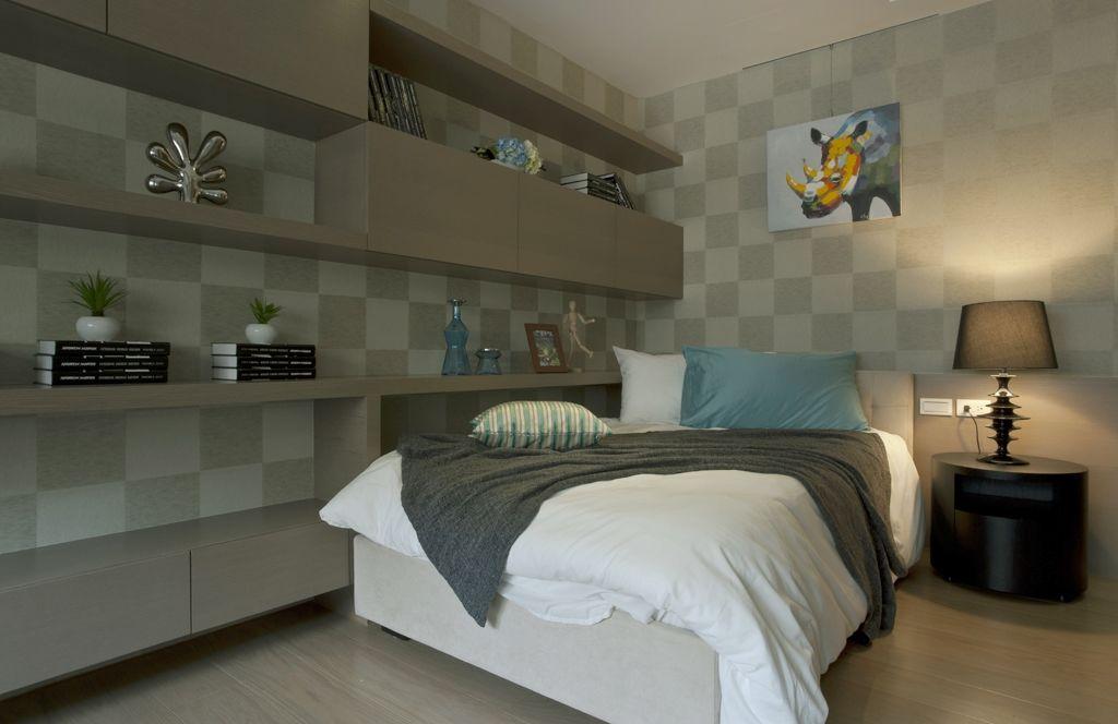 10平卧室装修效果图