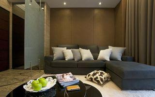 精品新古典别墅家装沙发背景墙效果图
