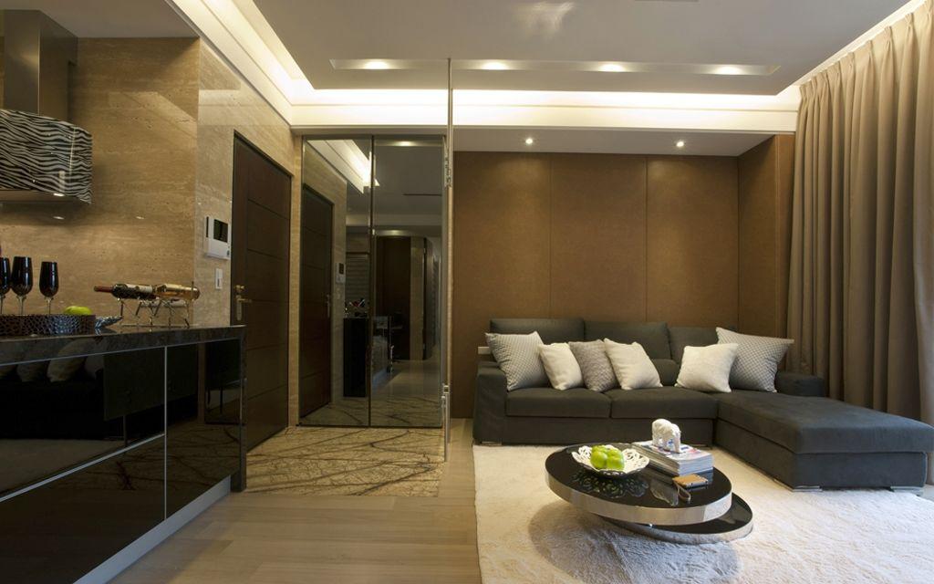 精品新古典别墅家装客厅设计效果图