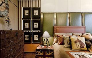 新古典混搭简欧公寓装修效果图